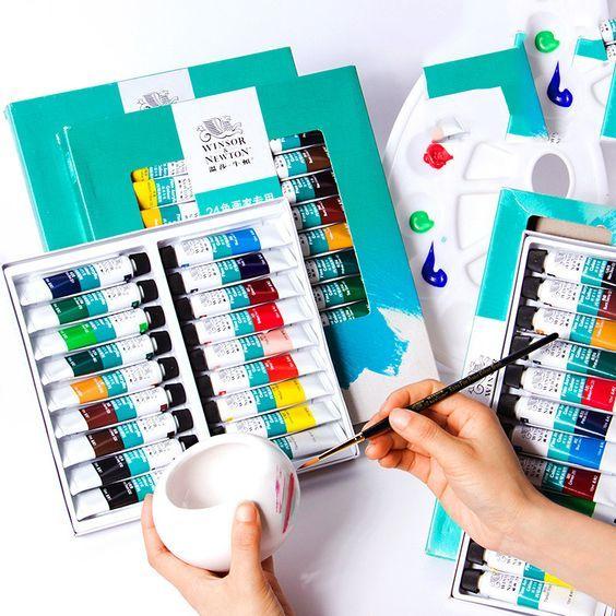 Seturi culori pictura
