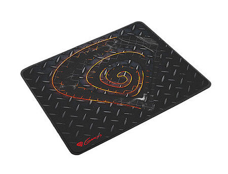 Genesis Carbon 500 M Steel (M12 Steel) Gaming Mousepad, Surface Type: Speed, 300mm x 250mm (covoras pentru mouse/коврик для мыши)