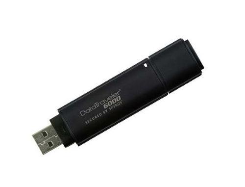 8GB USB Flash Drive Kingston DT6000/8GB DataTraveler 6000 Ultra Secure, 256bit Hardware Encryption FIPS 140-2 Level 3, USB 2.0 (memorie portabila Flash USB/внешний накопитель флеш память USB)