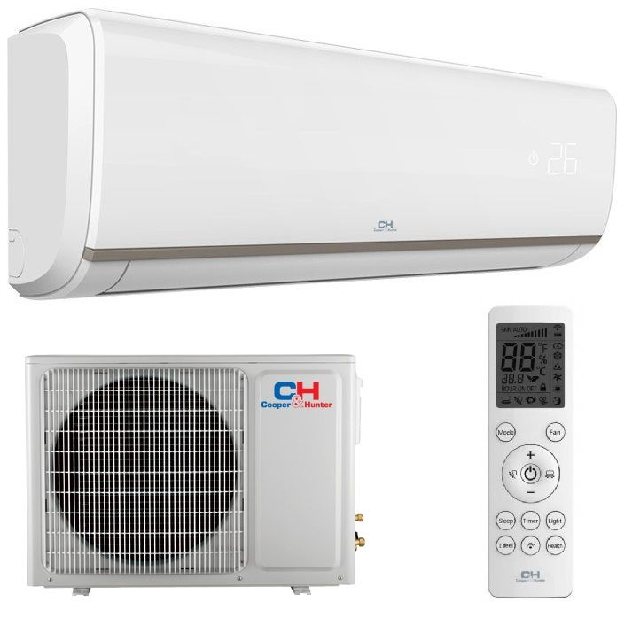 Aparat de aer conditionat tip split pe perete Inverter Сooper&Hunter CH-S09FTXN-E2 9000 BTU