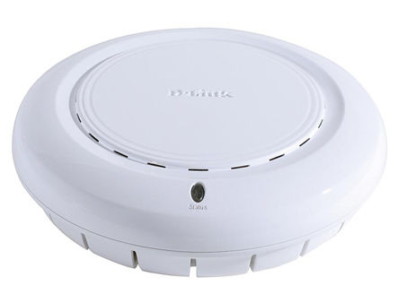 D-Link DWL-3260AP 802.11g/2.4GHz Managed PoE Access Point, up to 108Mbps (punct de access WiFi/беспроводная точка доступа мост WiFi)