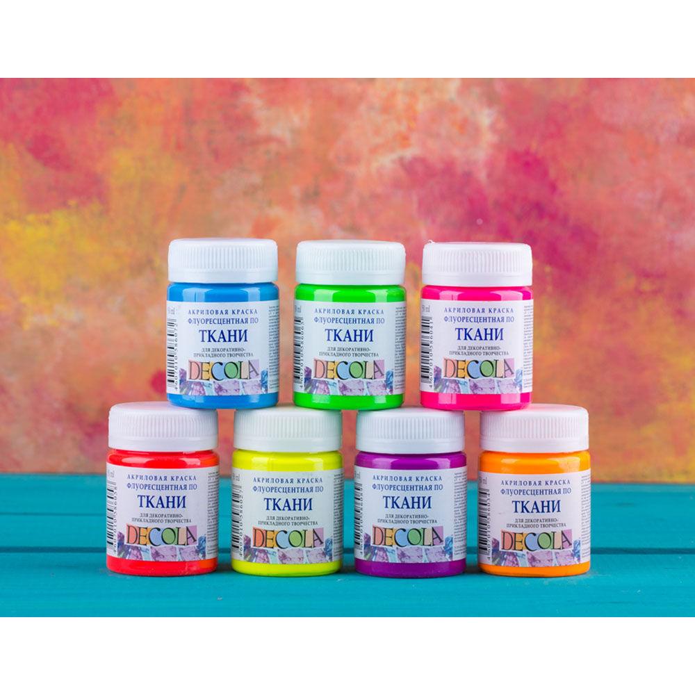 Краски для декоративного искусства