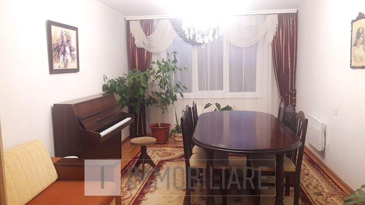 Apartament cu 4 camere, sect. Rîșcani, str. Socoleni.