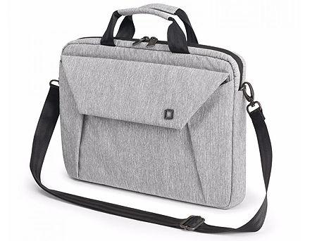 "Dicota D31388 Slim Case EDGE Notebook Case 14""-15.6"" Light Grey (geanta laptop/сумка для ноутбука)"