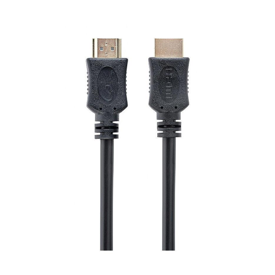 Gembird CC-HDMI4L-6 Cable HDMI to HDMI 1.8m  Gembird, male-male, Supports 4K UHD, Black, Bulk