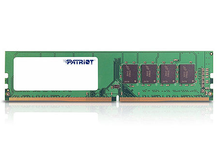 4GB DDR4 Patriot Signature Line PSD44G266681 DDR4 PC4-21300 2666MHz CL19, Retail (memorie/память)
