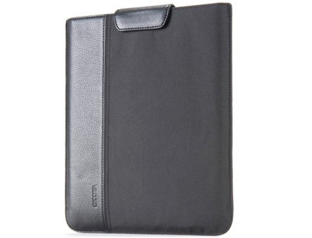 Dicota N27118P PadGuard (Black), Tailor-made protective sleeve for the iPad (husa tableta/чехол для планшета)