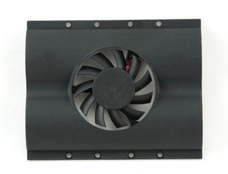 Gembird HD-A2 HDD cooling fan, cooler 60x60x10mm, 4000rpm, 20CFM, 28dBA (ventilator cooler pentru HDD/вентилятор для охлаждения HDD)