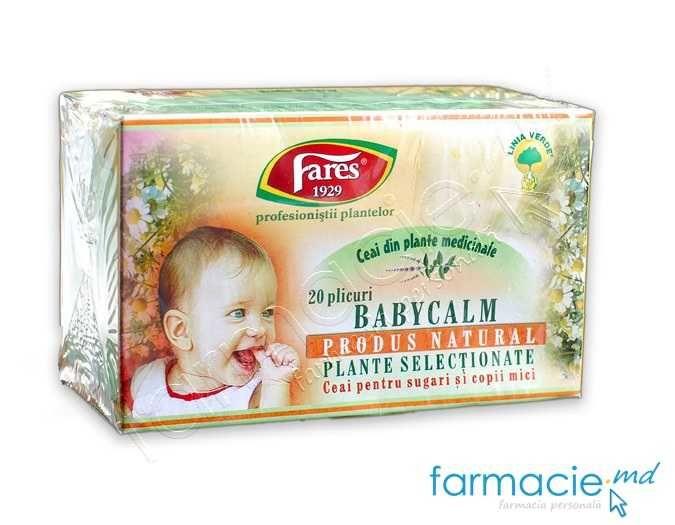 Ceai stimularea lactatiei x 20 doze Fares