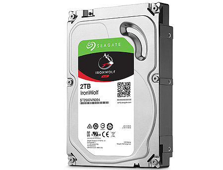 "3.5"" HDD 2TB Seagate IronWolf Guardian NAS HDD ST2000VN004, 5900rpm, SATA3 6Gb/s, 64MB (hard disk intern HDD/внутрений жесткий диск HDD)"