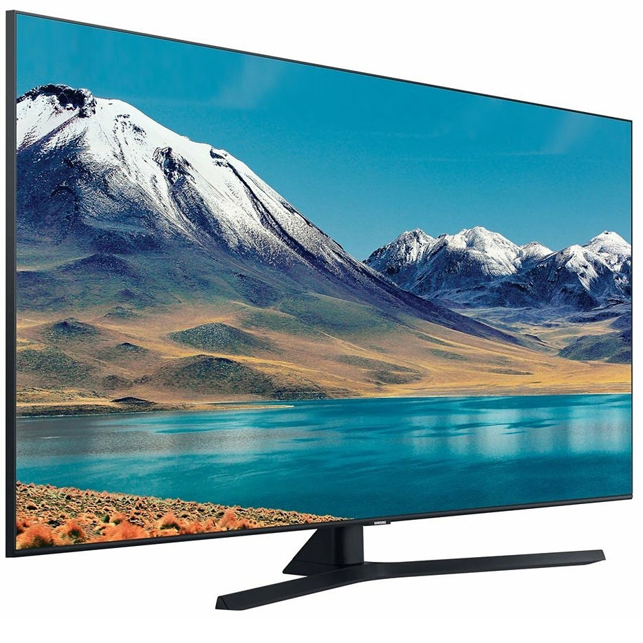 "Телевизор 43"" LED TV Samsung UE43TU8500UXUA, Black (3840x2160 UHD, SMART TV, PQI 2800Hz, DVB-T/T2/C/S2"