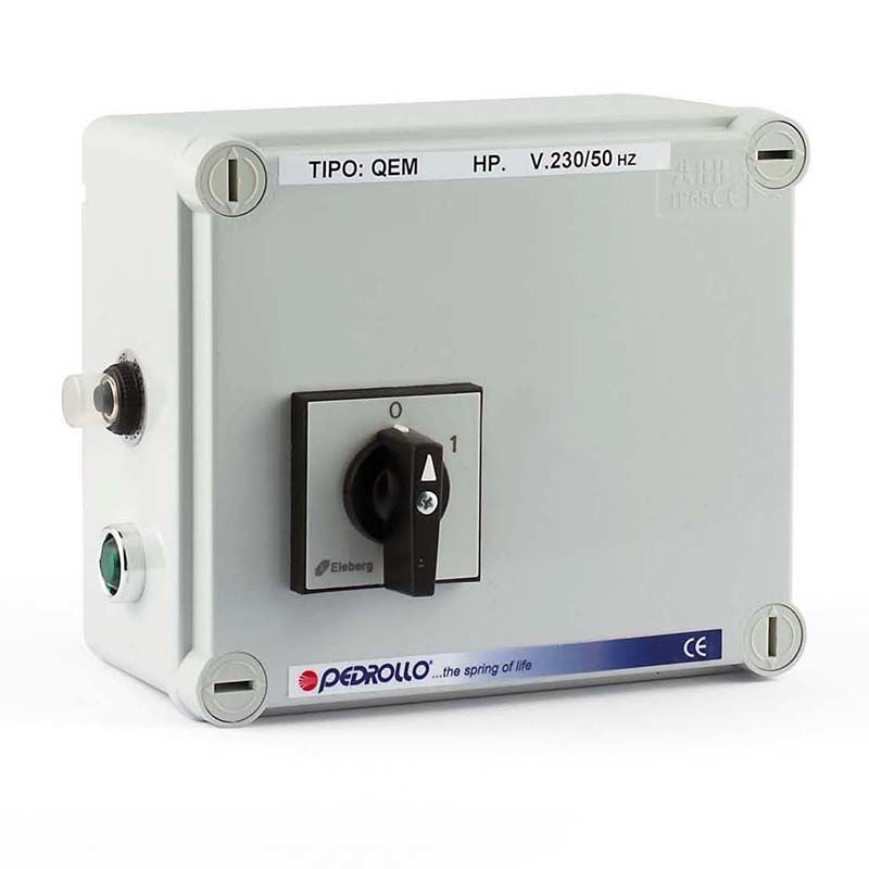 Пульт управления Pedrollo QEM 150 (1.50 лс)