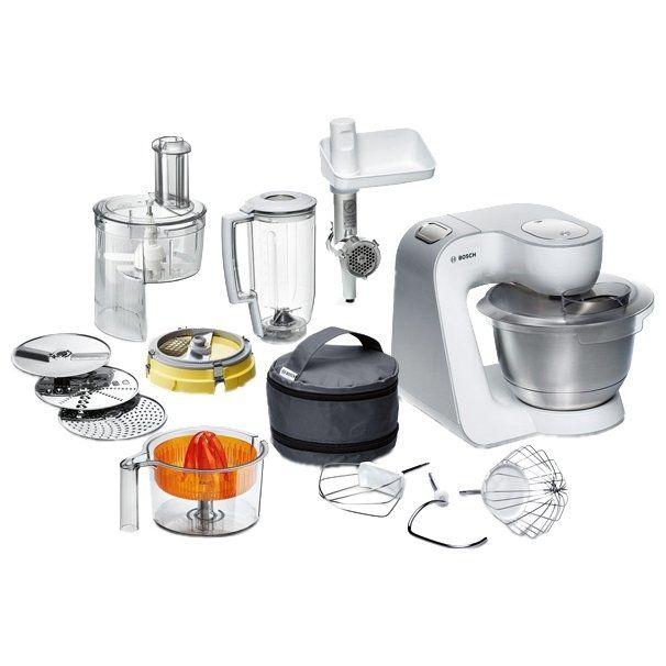 Кухонные комбайны и измельчители