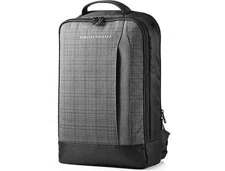 """HP Slim Ultrabook Backpack 15,6"""" F3W16AA, Gray (rucsac laptop/рюкзак для ноутбука)"""