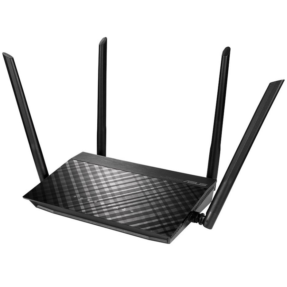 ASUS RT-AC59U V2, AC1500 Dual Band Gigabit WiFi Router with MU-MIMO, AiMesh, dual-band 2.4GHz/5GHz for up to super-fast 1.5Gbps, WAN:1xRJ45 LAN: 4xRJ45 10/100/1000, USB 2.0