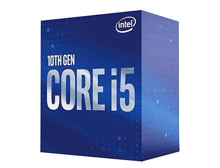 Процессор CPU Intel Core i5-10400 2.9-4.3GHz Six Cores 12-Threads, (LGA1200, 2.9-4.3GHz, 12MB, Intel UHD Graphics 630) BOX with Cooler, BX8070110400 (procesor/процессор)