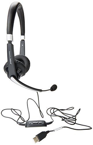 Dell Uc300 Professional Stereo Usb Headset With Microphone