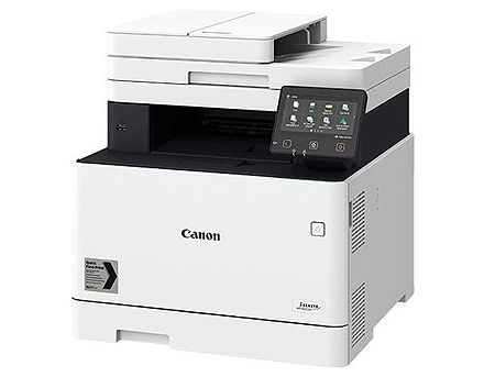 Canon i-Sensys MF742Cdw Color Printer/Color Copier/Color Scanner, A4, Duplex, ADF(50-sheets), WiFi, Network Card, 1200x1200 dpi with IR (600x600dpi), 27 ppm, 1GB, USB 2.0, Cartridge 055 Black (2300 pages 5%), Color 055 Cyan, magenta, Yel (2100p. 5%) www