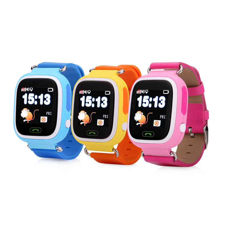 Smart baby watch q80 как настроить время и дату