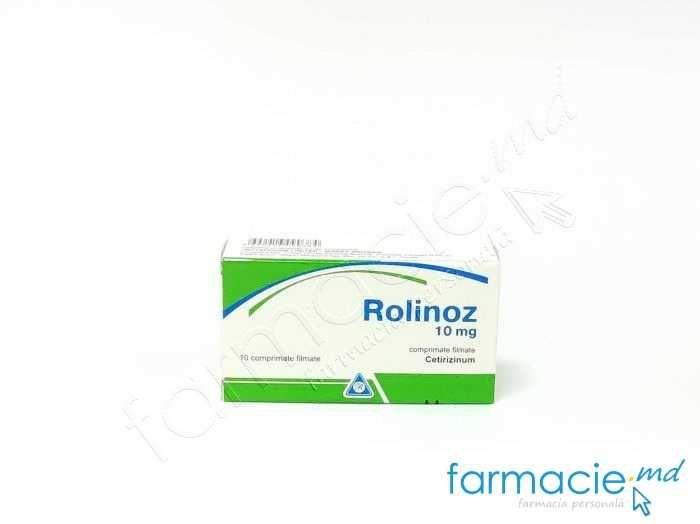 Rolinoz comp. film. 10 mg N10
