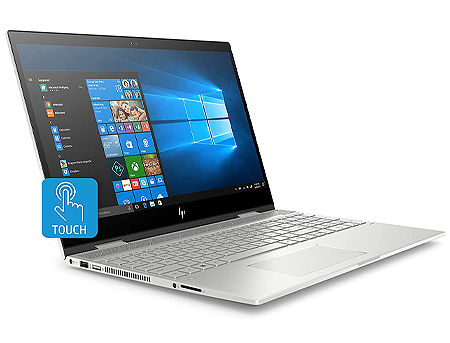 "15.6"" HP Envy 15M-DR1011 x360 Convertible, Intel i5-10210U 1.6-4.2GHz/8GB DDR4/256 GB SSD+16GB Intel Optane/Intel UHD Graphics/WiFi 6 AX/ Bluetooth 5/WebcamHD/Backlit Keyboard/FP/15.6"" FHD IPS Micro-edge WLED Touchscreen (1920x1080)/Windows10, 64-bit"