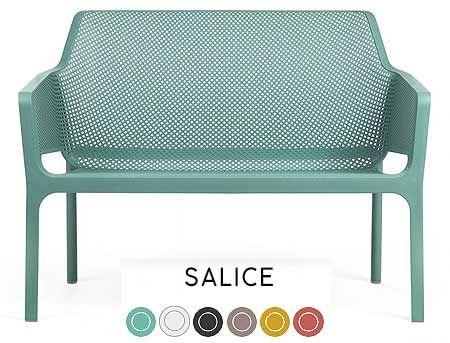 Canapea de gradina / de exterior Nardi NET BENCH (6 culori)