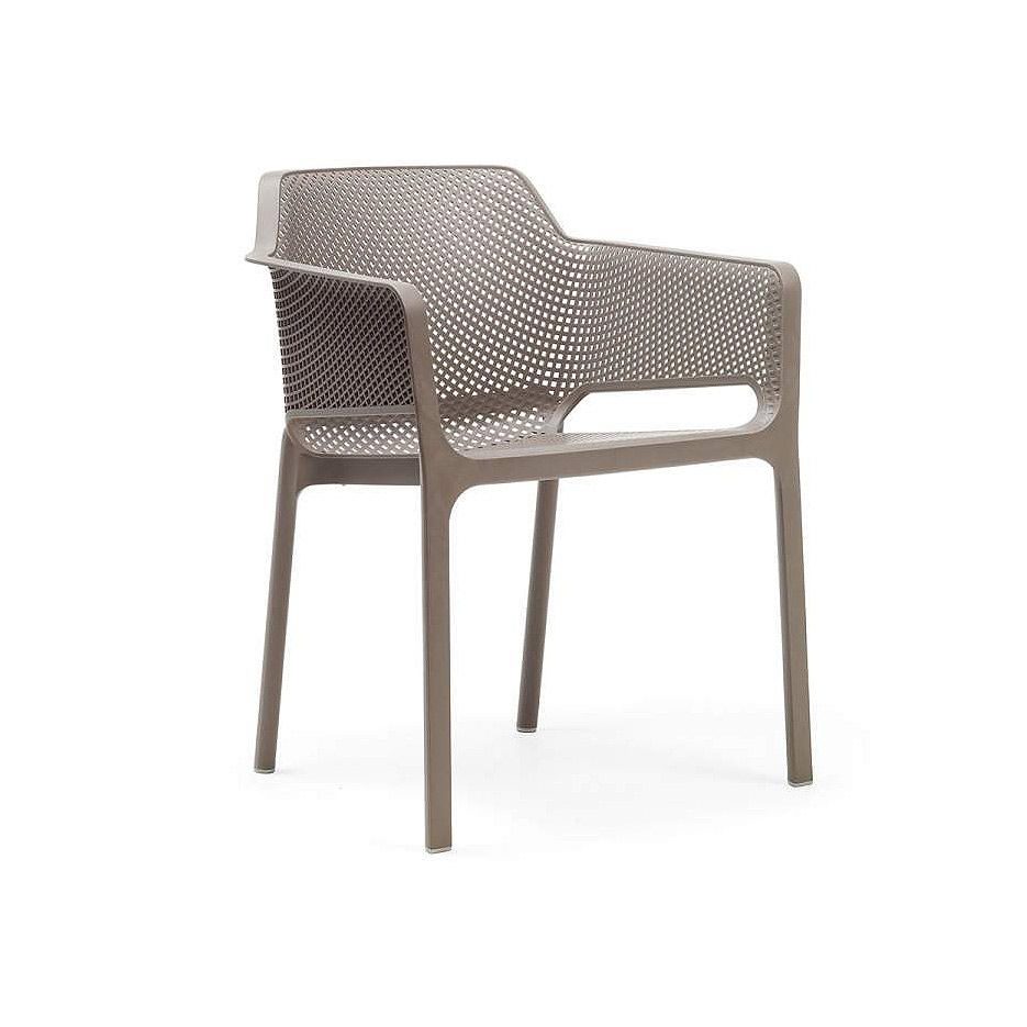 Кресло Nardi NET TORTORA 40326.10.000.06 (Кресло для сада и террасы)
