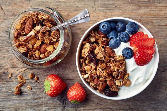Granola, cereale, cereale