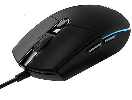 Logitech G102 Prodigy Black Gaming Mouse, USB, 910-004939 (mouse/мышь)