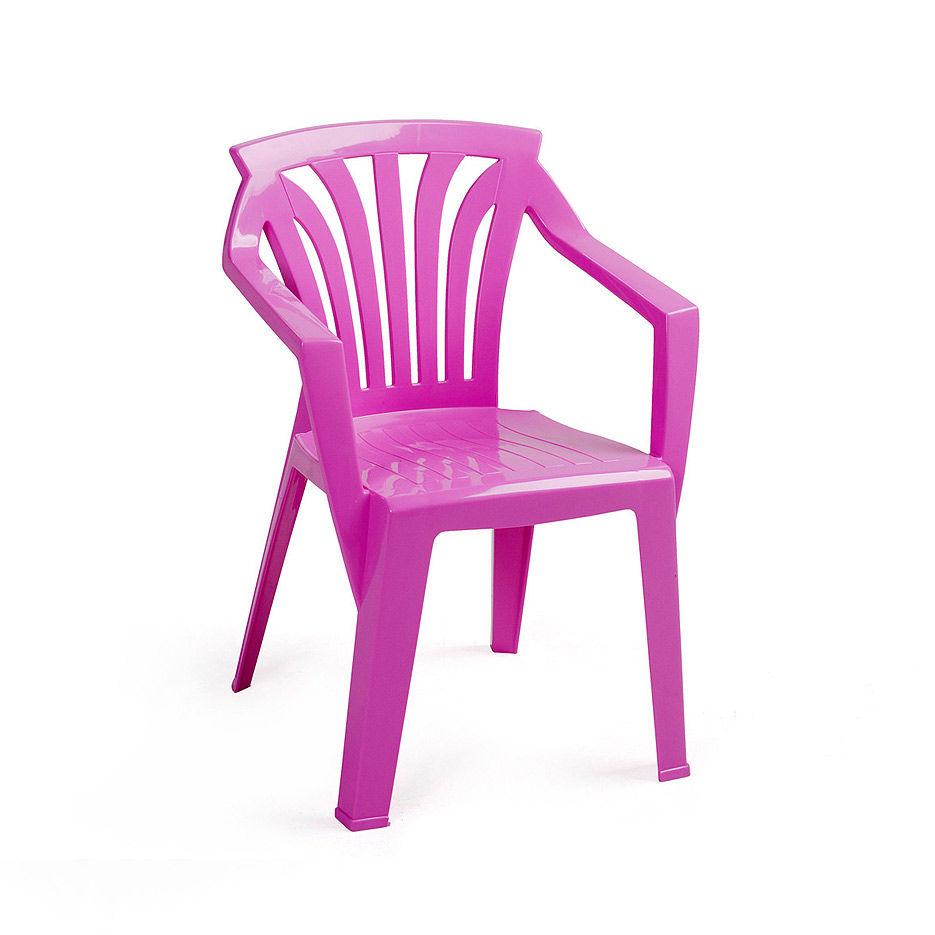 Кресло детское Nardi ARIEL PURPLE 40278.13.000 (Кресло детское для сада террасы балкона)