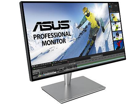 """Монитор 27"""" ASUS ProArt PA27AC HDR Professional Monitor IPS WQHD 16:9, 0.233mm, 5ms, 100% sRGB, HDR-10, Hardware Calibration, Pivot, Speakers 2Wx2, H:120KHz, V: 48-60Hz, 2560x1440 WQHD, 2xThunderbolt 3 USB-C, 3xHDMI, DisplayPort 1.2, USB 3.0, (monitor/монитор)"""