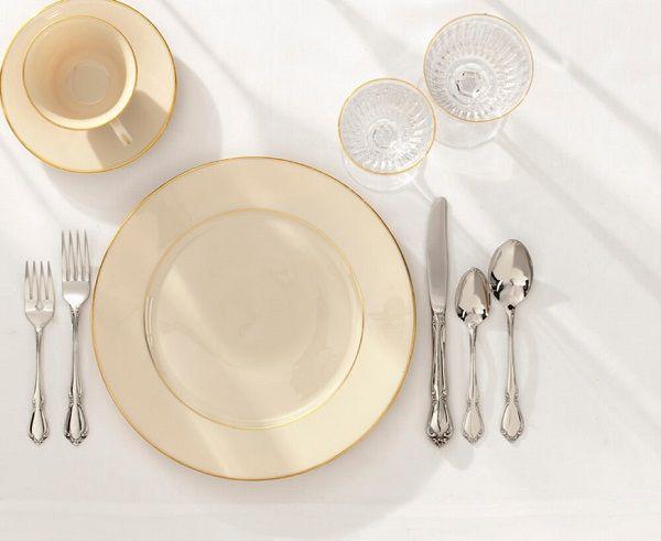 Столовая посуда и сервировка стола