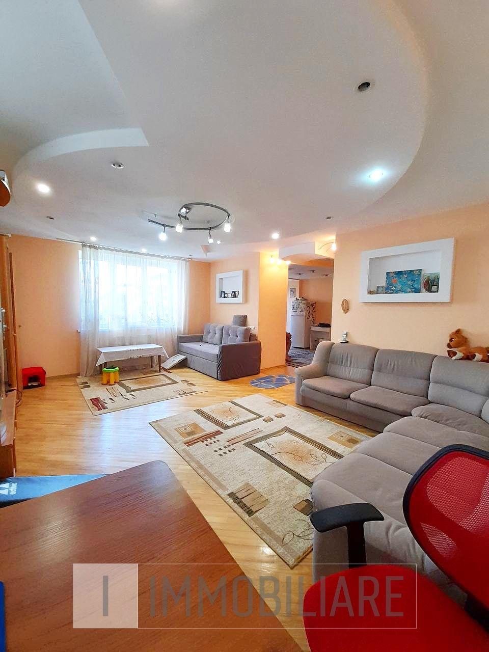 Apartament cu 3 camere, sect. Centru, str. Ion Inculeț.