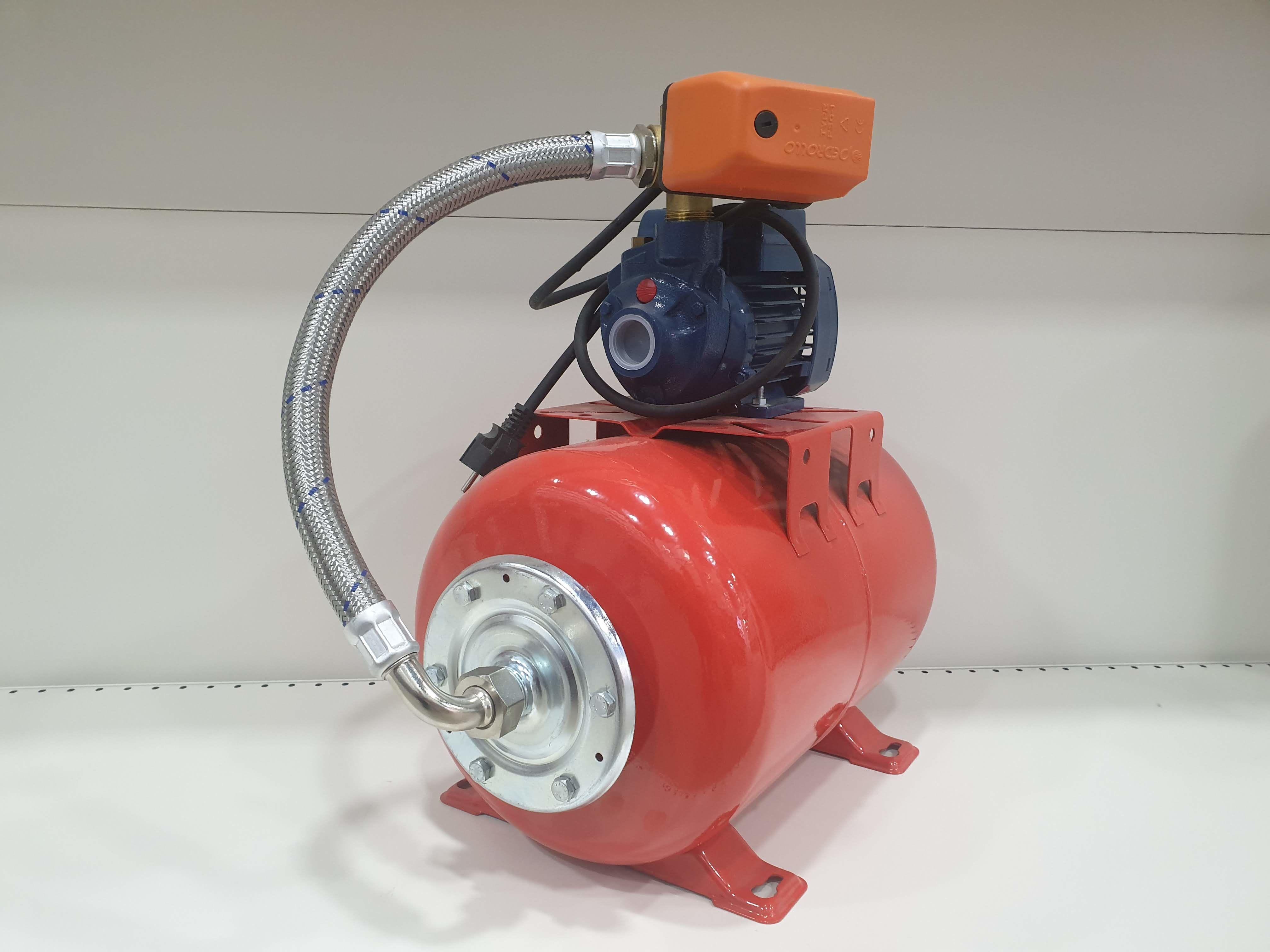 Гидрофор PEDROLLO PKm60/24CL 0.37кВт 8м