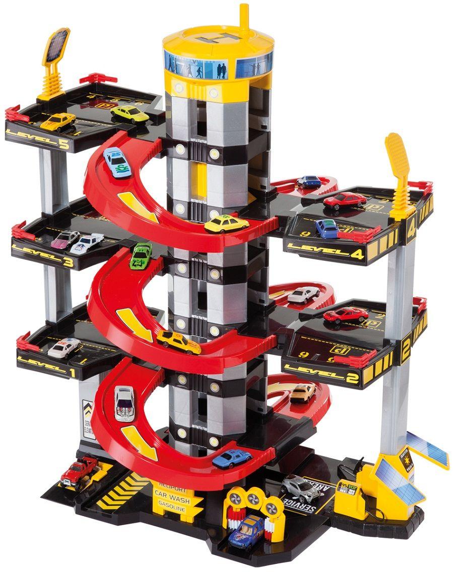 Seturi de jocuri cu masini (parcari, orase)