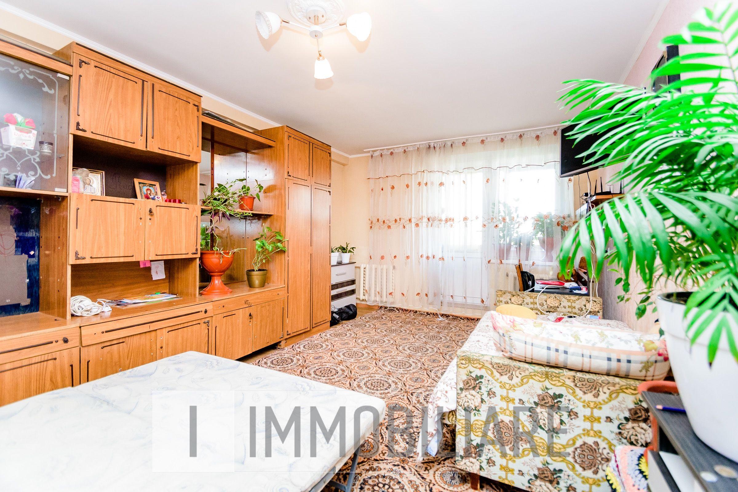 Apartment cu 1 cameră, sect. Buiucani, str. Calea Ieșilor.
