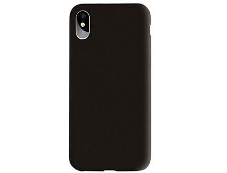 640018 Husa Screen Geeks Touch Xiaomi Mi A2/6X TPU, Black (чехол накладка в асортименте для смартфонов Xiaomi, силикон, цвет прозрачный)