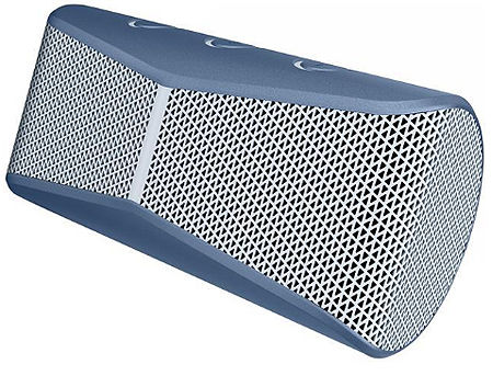 Logitech X300 Purple Mobile Wireless Stereo Speaker Bluetooth, 5-hour battery, 10 meters range, 984-000414 www