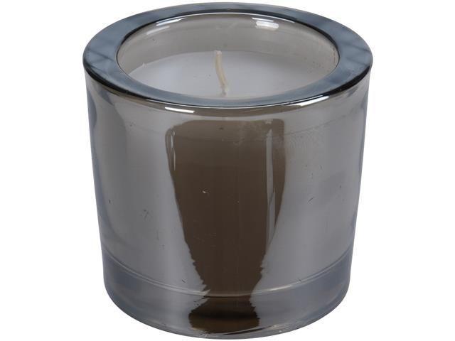 Подсвечники со свечой