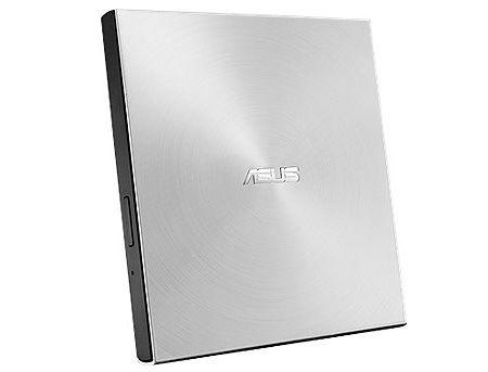ASUS ZenDrive U7M (SDRW-08U7M-U) Silver External Ultra-Slim DVD+-R/RW Drive, 2 free M-DISC 4.7GB DVD, 8x DVD+-R/8x DVD+-R DL/24xCDR/ 24xCDRW /8xDVD/24xCD, USB 2.0 (unitate optica externa DVD-RW/оптический привод внешний DVD-RW)