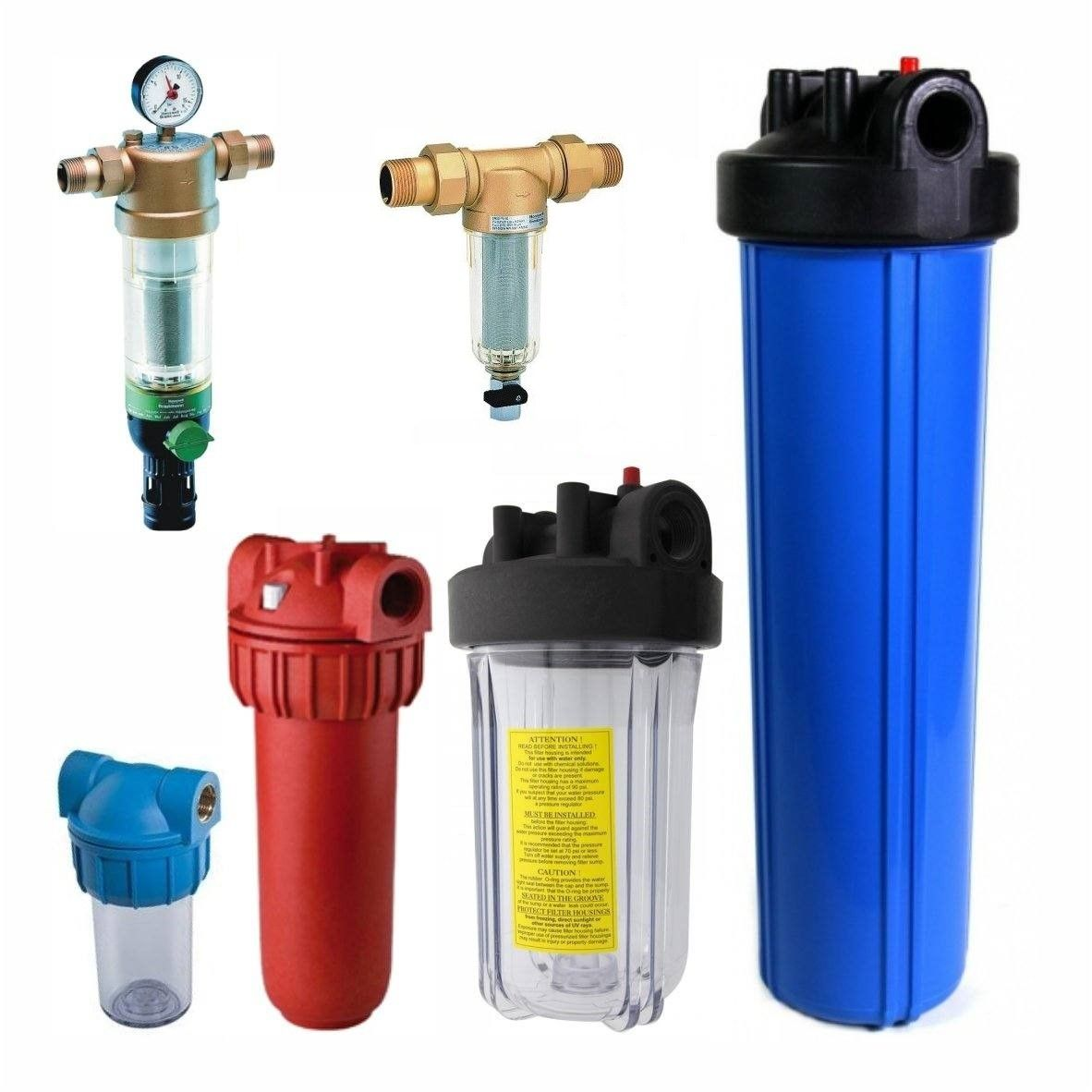 Accesorii pentru sisteme de purificare a apei
