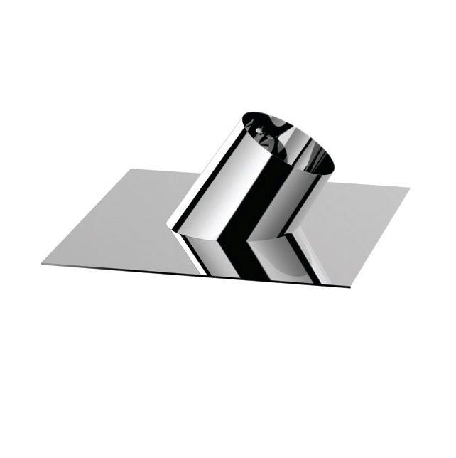 Ø200 Накрышный переход угловой 45° (304-304)