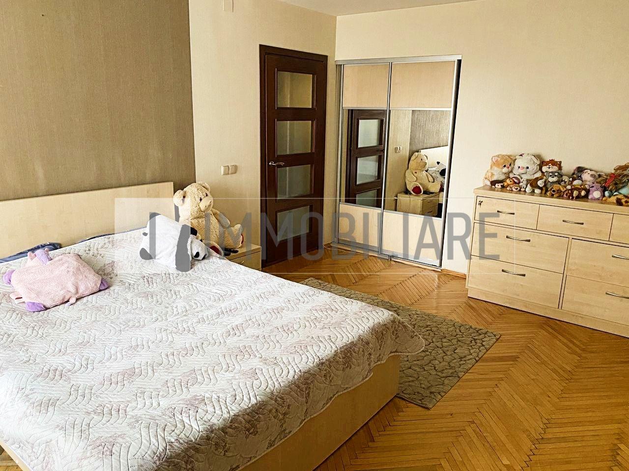Apartament cu 2 camere, sect. Rîșcani, bd Moscova.