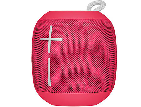 Logitech Ultimate Ears Wonderboom Portable Stereo Speaker, 86dBC, 90Hz-20kHz, 360° Sound, Waterproof – IPX7, up to 10 hours of battery life, 984-001255