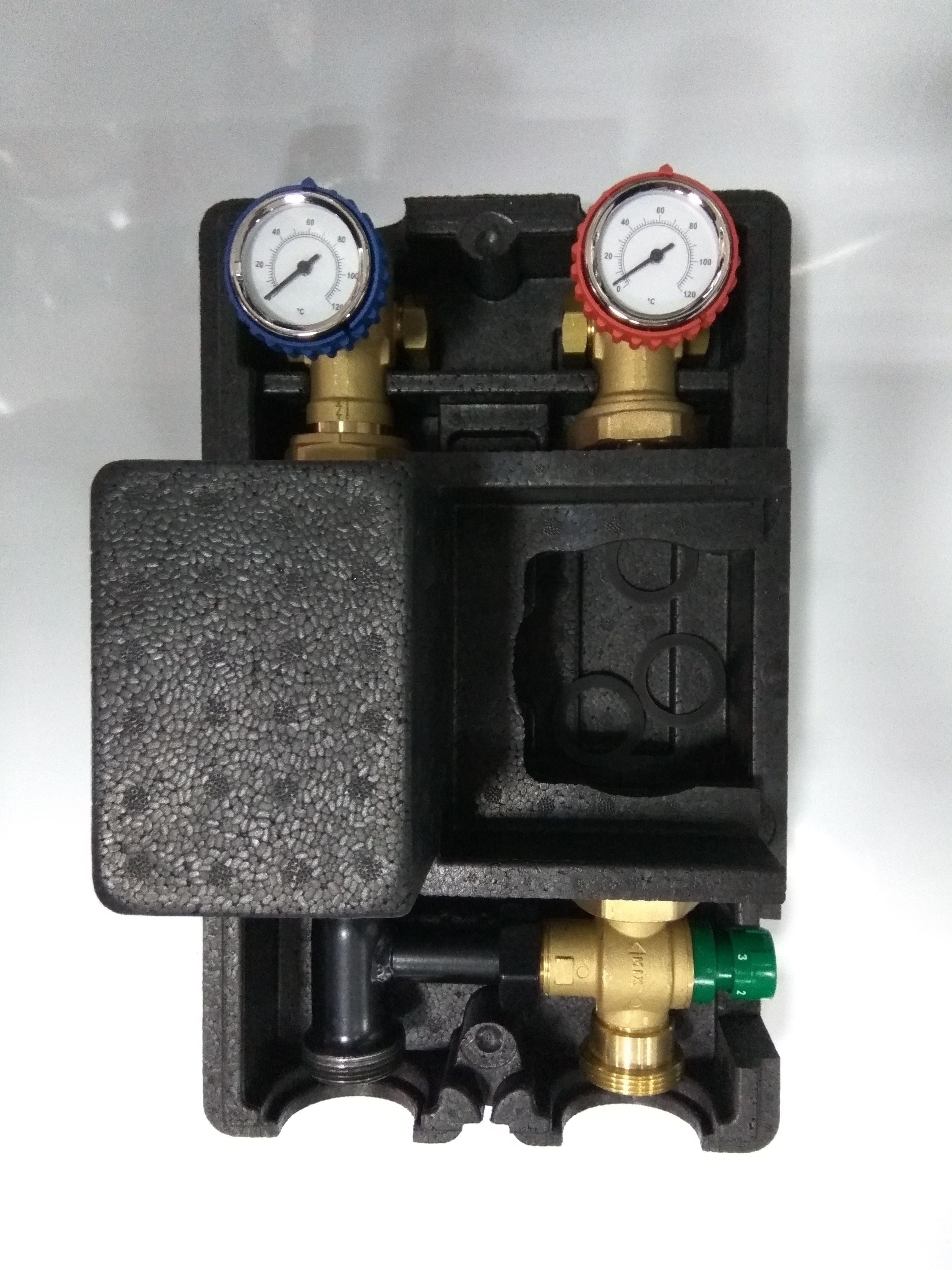 Grup de pompare SMTC - 125 (20-47 °C)