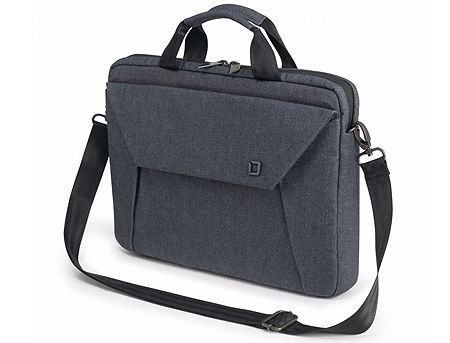 "Dicota D31386 Slim Case EDGE Notebook Case 14""-15.6"" Blue Denim (geanta laptop/сумка для ноутбука)"