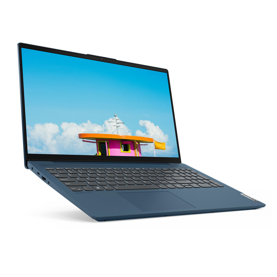 "15.6"" Lenovo IdeaPad 5 15ARE05 Light Teal, AMD Ryzen 5 4500U 2.3-4.0Ghz/8GB DDR4/SSD 256GB M.2 NVMe + HDD 1TB/ AMD Radeon Graphics/WiFi 802.11ac/BT/ HDMI/ USB-C/HD WebCam/Illuminated Keyboard/15.6"" WVA FHD LED Backlit Non-glare display (1920x1080)/No OS"