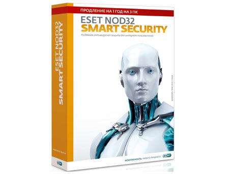 NOD32-ENA-RN-1-1 NOD32 Standard renewal for 3 user for 1 year