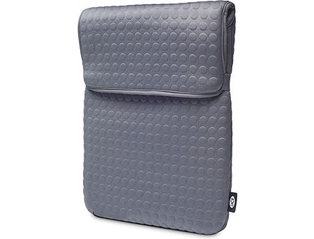 """LaCie Coat 3.5"""" grey, notebook or tablet 7""""-13.3"""", Design by Sam Hecht, Bubble protection, 130891 (husa HDD extern/husa laptop/чехол для ноутбука)"""