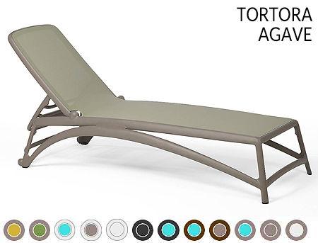 Sezlong Nardi ATLANTICO TORTORA-agave 40450.10.101